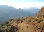 Calabasas Peak: the hike