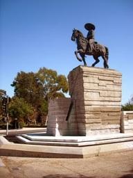 Emiliano Zapata at Lincoln Park